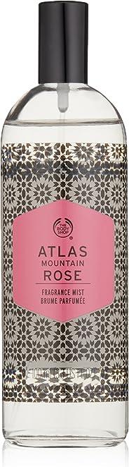 The Body Shop Atlas Mountain Rose Body Mist 100 ml - The feminine scent blooms on the skin.