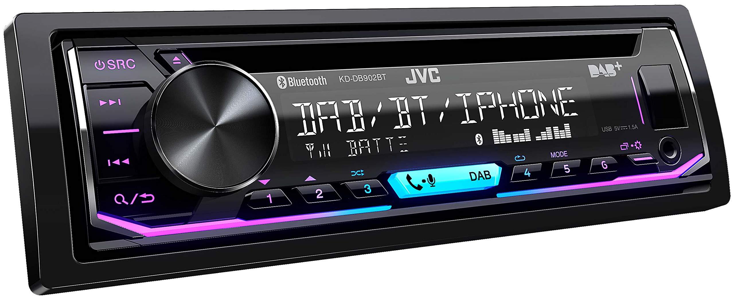 JVC-Autoradio