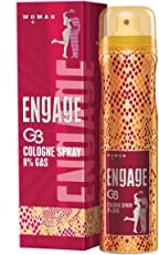 Engage Cologne Spray G3 for Women, 150ml