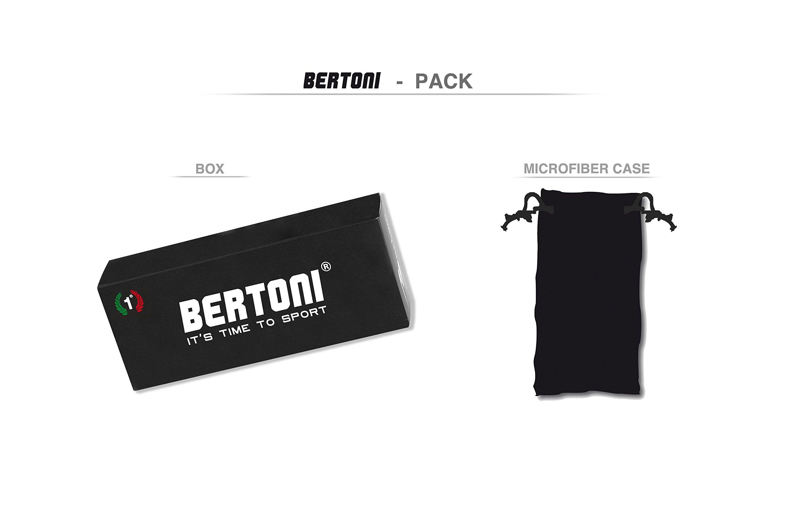 Lunettes de moto Bertoni AF149 7