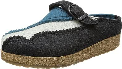 HAFLINGER - Grizzly Wave, Pantofole Donna