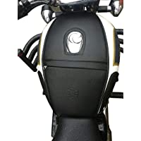 SaharaSeats Classic 350/500 and Bullet (Standard and Electra) Single Zip Tank Cover (Black)