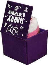 Lilone Happy Birthday Surprise Gift Music Box (Purple)