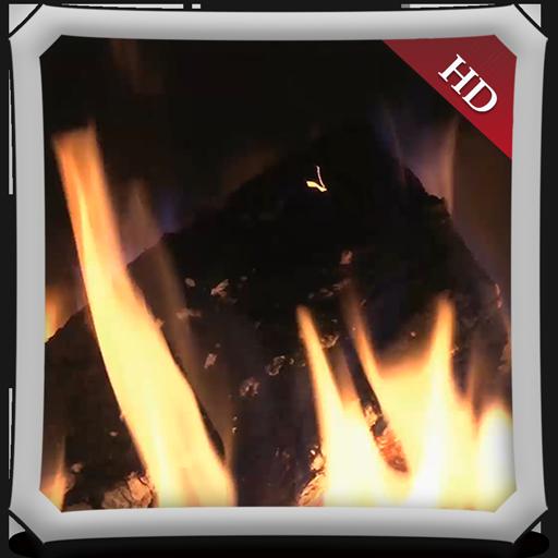 Romantic Fireplace Ambiance - FREE Wallpaper & Themes