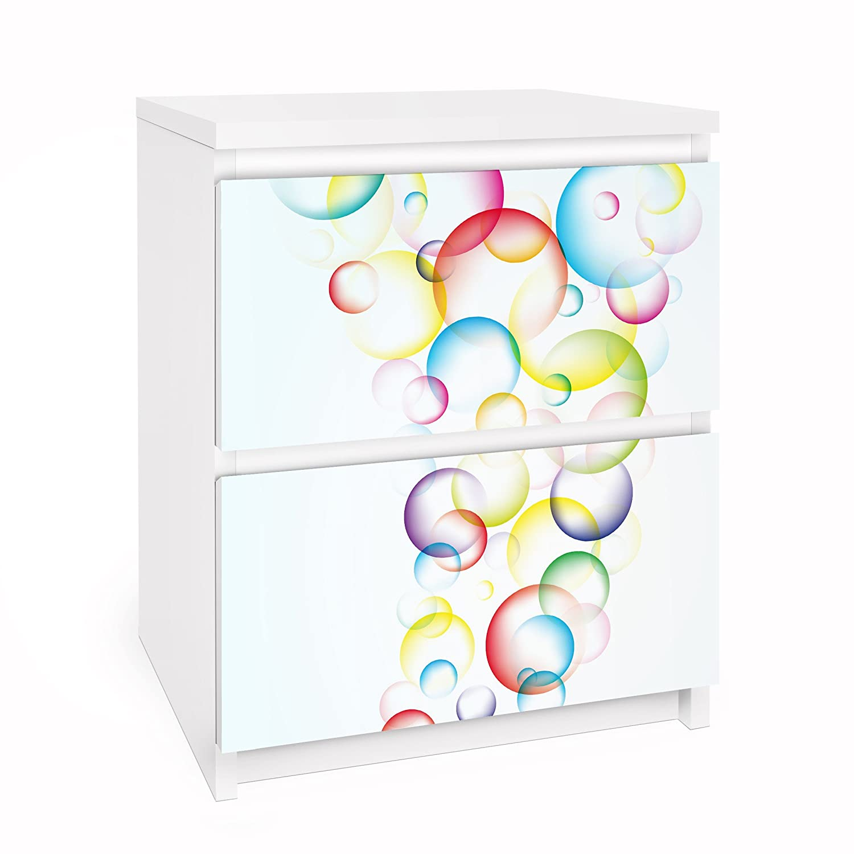 pellicola adesiva per mobili ikea - malm dresser 2xdrawers ... - Mobili Per Vinili Ikea