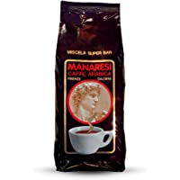 il Caffè Manaresi Caffè in Grani Super Bar (Brown) - 3 Kg