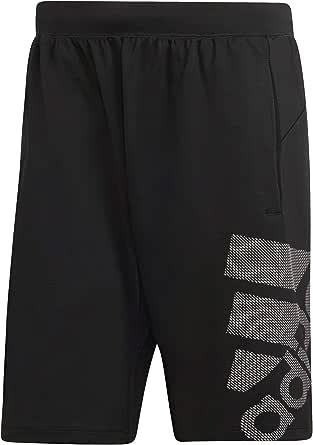 adidas Men's 4krft Sport Graphic Badge of Sport Shorts