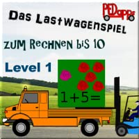 Das Lastwagenspiel - Level 1