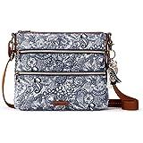 حقيبة بحزام طويل يمر بالجسم وبتصميم بسيط من ساكرووتز