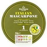 Morrisons Italian Mascarpone Cheese, 250g