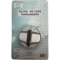 Tecnhogar 176Y22 permanente, Filtro per caffè n. 2, in Nylon