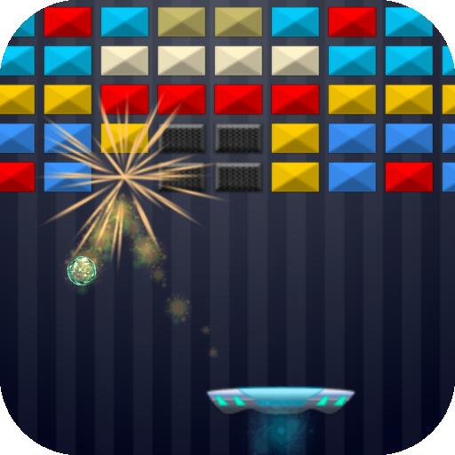 Arcade Brick Breaker (Breaker Android Brick)