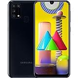 "Samsung Galaxy M31 - Smartphone Dual SIM, pantalla de 6.4"" AMOLED FHD+, Cámara 64 MP, 6 GB RAM, 64 GB ROM Ampliables, Batería"