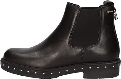 IGIeCO 4177700 Nero Polacchine Donna alla Caviglia Fashion