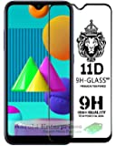 Aarohi Enterprises Tempered Glass Edge to Edge Full Screen Coverage Screen Protector | 9H Surface Hardness Protective…