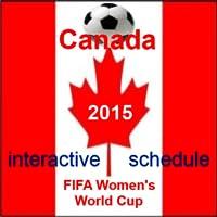 Interactive Schedule WC2015