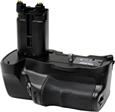 Vivitar VG-C77AM Pro Series Multi-Power Battery Grip for Sony Alpha A77 & A77 II DSLR Cameras