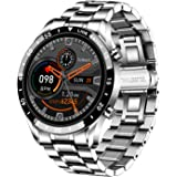 LIGE Smartwatch Impermeabile IP68 Orologio Intelligente Cardiofrequenzimetro Monitoraggio del Sonno Calorie Fitness Smartband