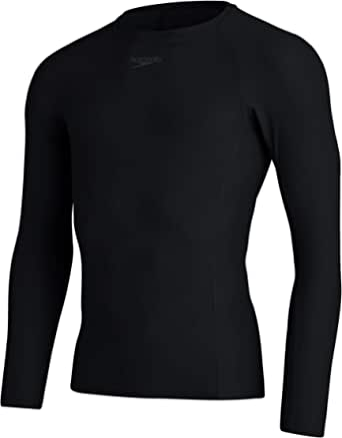 Speedo Men's Essential Long Sleeve Rash Top