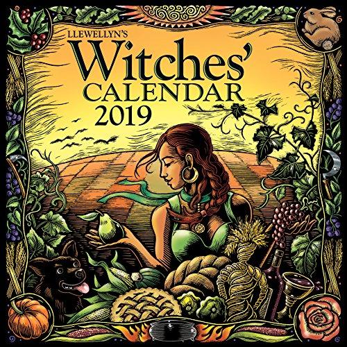 Llewellyn's 2019 Witches' Calendar (Calendars 2019) por Kathleen Edwards