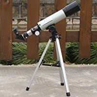 KANTHI 90X High Power Refractor Monocular Astronomical Telescope for Kids with Portable Tripod Monocular Telescope