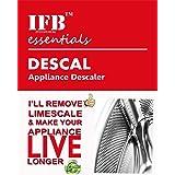 IFB(INVITATION FOR BID)™ Descaling Powder for Washing Machine Descaler each Pack of 100 grams (4)