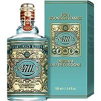 Eau de Cologne Originale 4711® | Eau de Cologne 100 ml Flacon Molanus - Parfum classique dans un flacon emblématique…