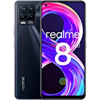 realme 8 Pro Smartphone ohne Vertrag, 108 MP Infinity-Kamera Android Handy, 6,4 Zoll Super AMOLED-Vollbildschirm, 50 W…