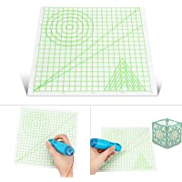 Festnight 3D Printing Pen Mat Drawing Board with Multi-Shaped Basic Template Art Supplies Tool 3D Pen Accessories Gift…