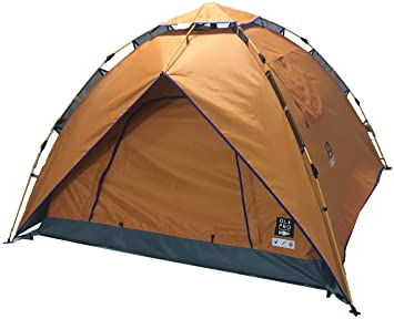 OLPro Waterproof Unisex Outdoor Pop-Up Tent available in Orange - 2 Persons  sc 1 st  Amazon UK & OLPro Waterproof Unisex Outdoor Pop-Up Tent available in Orange ...