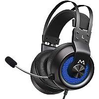 Cuffie dagioco Mpow Eg3 Pro, Audio Surround 3D Bass, Cuffie Per Computer Ps4 Xbox Commicrofono Comcancellazione del…