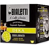 Bialetti Caffè d'Italia Deka (Gusto Equilibrato) - Box 16 Capsule