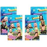 WWE Slam Attax Reloaded 2020 – Multi Pack (Pack of 4)
