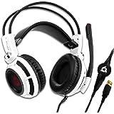 KLIM Puma Cuffie Gaming con Microfono - Micro Headset da Gaming - Cuffie PS5 - Suono Surround 7.1 - Altissima Qualità Audio -