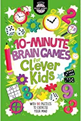 10-Minute Brain Games for Clever Kids (Buster Brain Games) Paperback