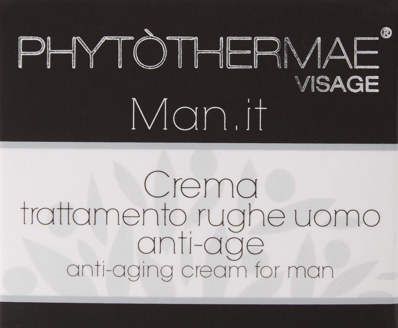 phytothermae hombre Crema antiarrugas–cuidado de la cara