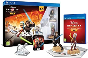PS4 DISNEY INFINITY 3.0 STAR WARS STARTER PACK