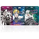 MAD Beauty Disney, cruella, ursula en laarzen van sneeuwwitje, meerkleurig, 3 stuks