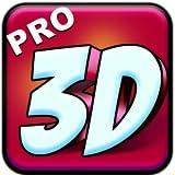 Art de texte 3D - logo de police de conception