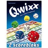 Whitegoblingames WGG1332 Qwixx: Scorebloks