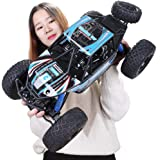 1:10 Toy Semi Off Road High Speed Model Wireless Remote For Children Kids Gift RC Control Racing Buggy Suspension Truck Tire