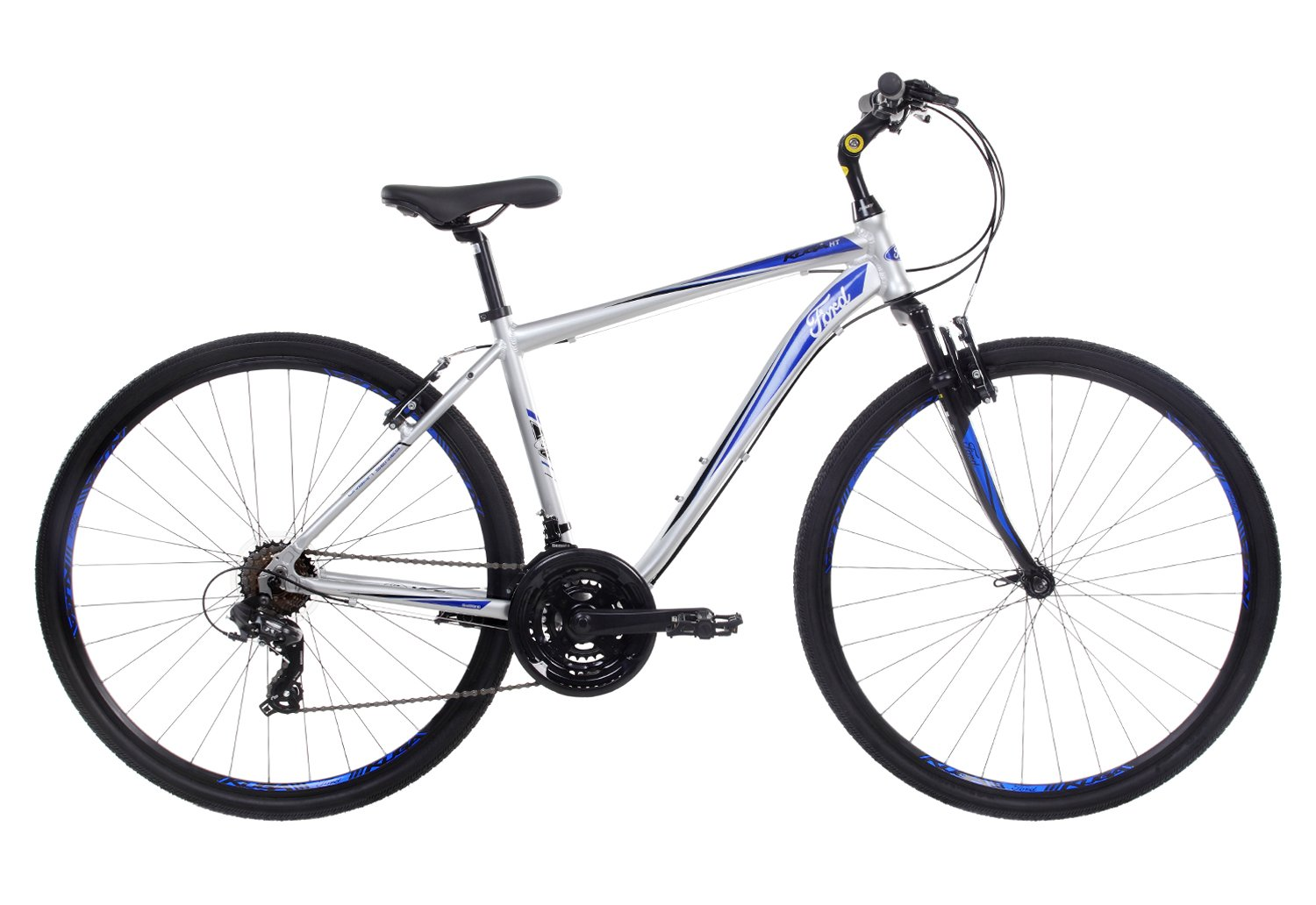 71QH4s7GyBL - Ford Men's Kuga Ht Hybrid Bicycle