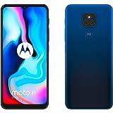"Motorola Moto E7 Plus - 6.5"" Max Vision HD+, Qualcomm Snapdragon 460, 48MP sistema de doble cámara, 5000 mAH de batería, Dual"