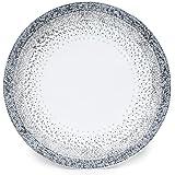 TABLE PASSION - ASSIETTE PLATE STELLA 27 CM (Lot de 6)
