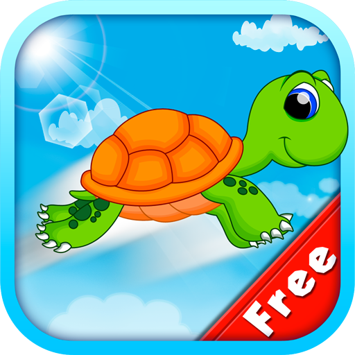 super-jumping-turtle-hopper-free-dominate-tree-trunk-obstacles