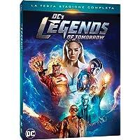 Dc'S Legends Of Tomorrow St.3 (Box 4 Dv)