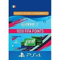 FIFA 19 Ultimate Team - 1050 FIFA Points | Codice download per PS4 - Account italiano