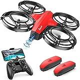 Potensic P7 Mini Drone para niños, Mini Drone con cámara 720P, Modo Batalla súper diseño, Dron WiFi FPV Control Remoto, Contr