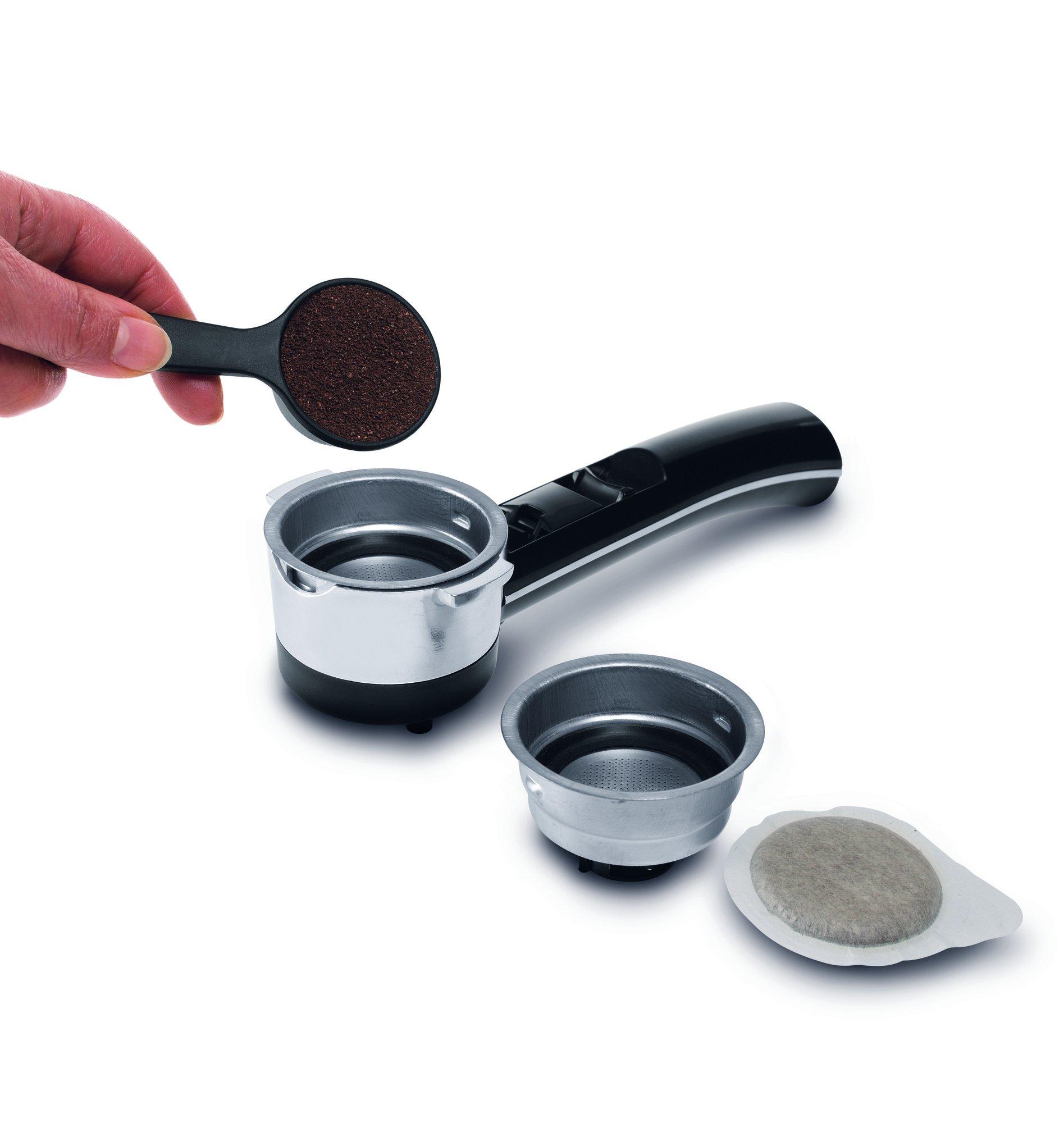 De'Longhi Icona Vintage ECOV 311.BG Macchina da Caffè Espresso Manuale e Cappuccino, Caffè in Polvere o in Cialde E.S.E… 4 spesavip