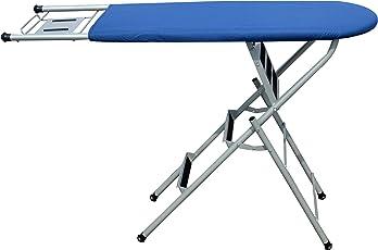 ATHENACREATIONS Ladder with Ironing Board, 95x35x84cm, White